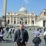 Я в Ватикане 2012