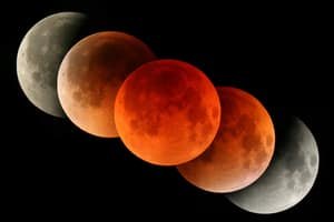 Лунное Затмение