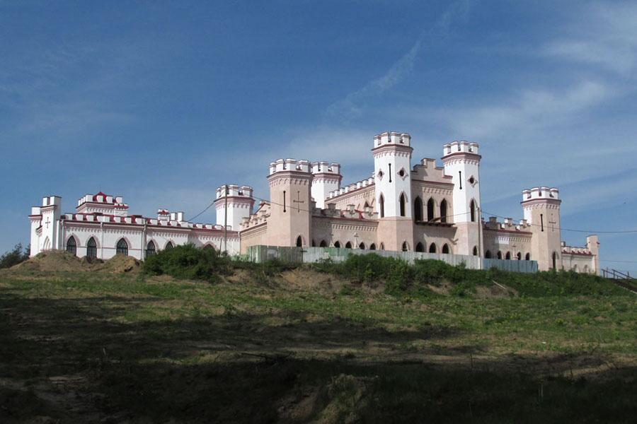 Коссовский Замок 2