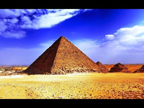 Пирамиды Египта 12 2016