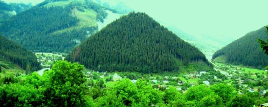 Piramida Ust Putila